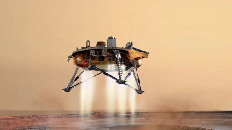 """""""凤凰号""""飞跃6亿千米  一铲下去  为科学家带来惊喜!"""