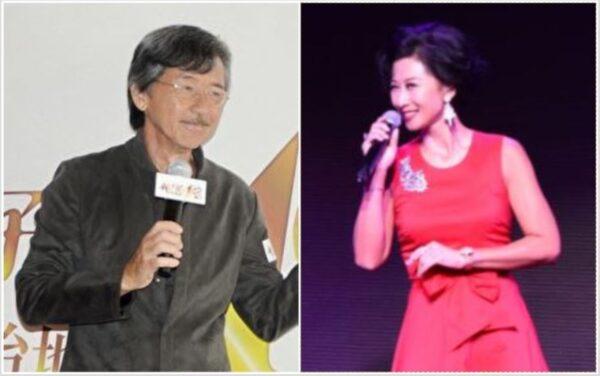 73岁林子祥近况曝光 同框爱妻叶蒨文竟像父女