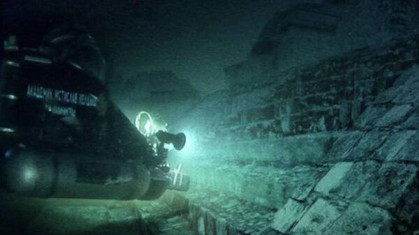 15000年前海底遺蹟令人震撼  轟動考古界!