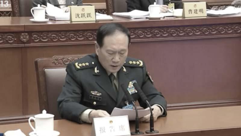 中共公布《国防法》修订草案 增加主动开战条件