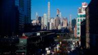紐約地鐵L線12個站竣工 新設施亮相