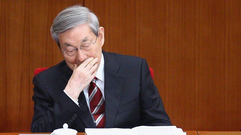 朱鎔基、王岐山接連現身 五中全會內鬥疑見分曉