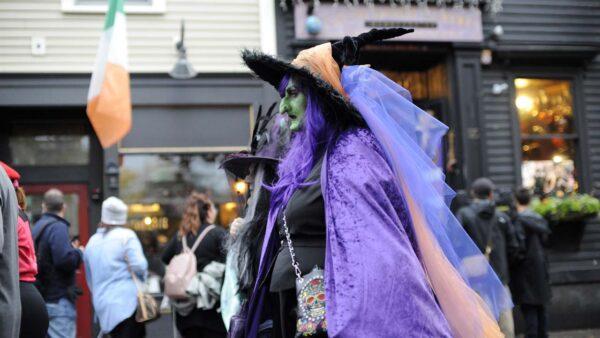 數千女巫網上集結 聲言「作法」擊敗川普