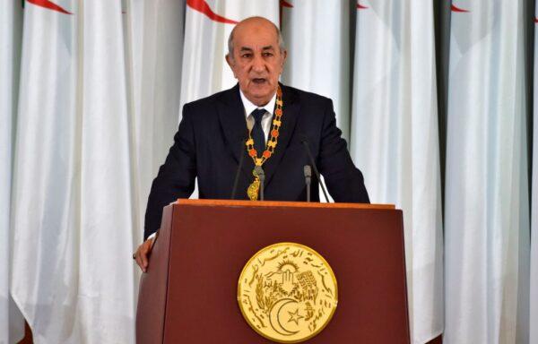 因幕僚染疫自主隔离 阿尔及利亚总统住院引疑虑