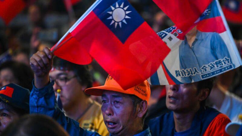 唐浩:国民党突然反共 释放四大重要信号
