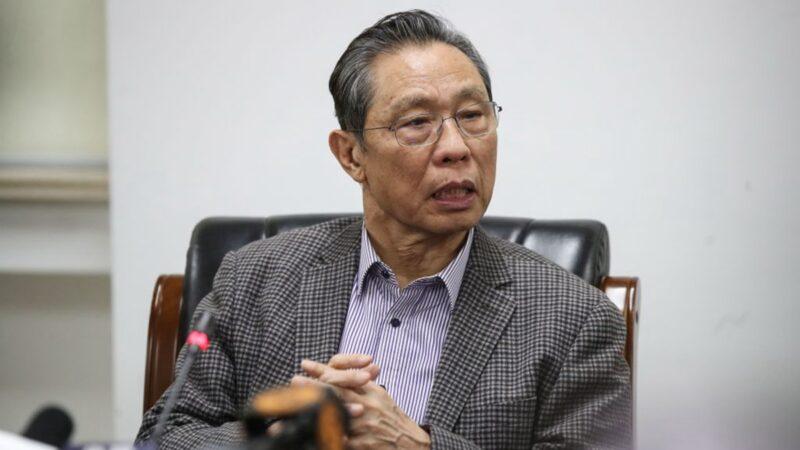鍾南山「賣藥」再遇難堪 人民日報批板藍根無效