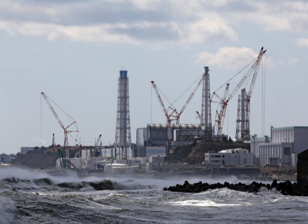 福岛核废水 传日本政府有意排放入海