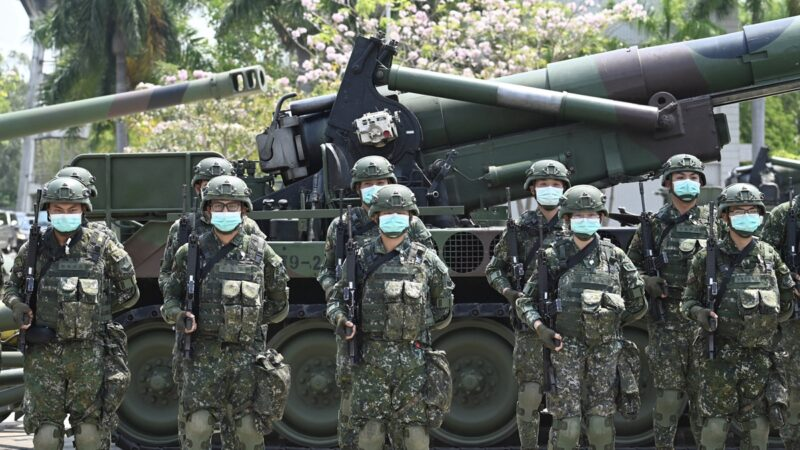 調查:若中共動武 八成台灣人願參戰護台