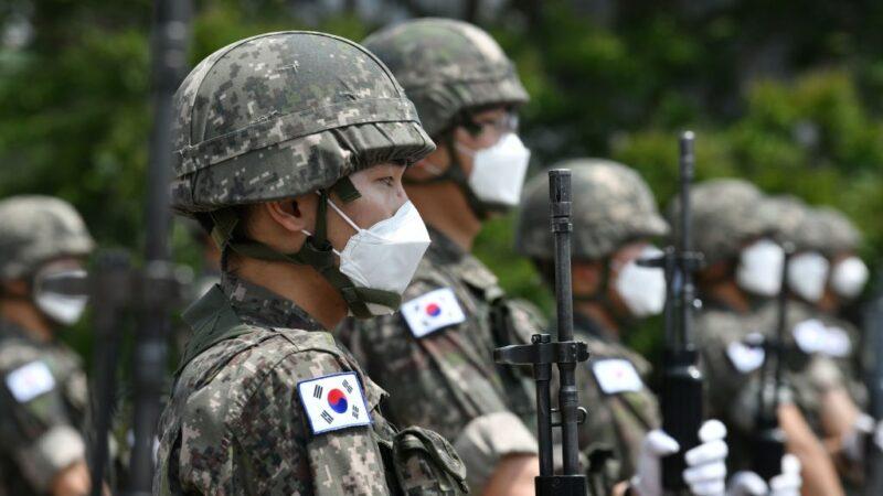 韩驻扎京畿道部队爆群聚感染 36人确诊感染源不明