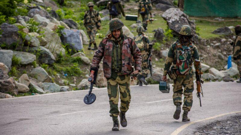 中印邊境再起變故 傳中方多名軍人傷亡