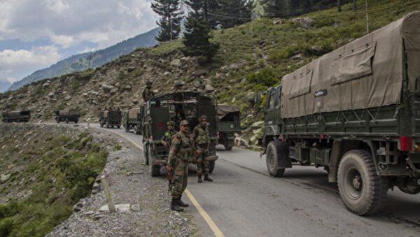 传中共绑架20名印度士兵 《环时》否认