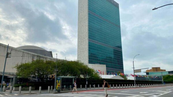 """联合国数据中心落户杭州 被指中共""""全球情报网"""""""