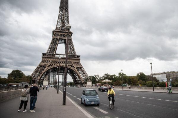 法國新增逾萬病例 巴黎將進入疫情最高警戒