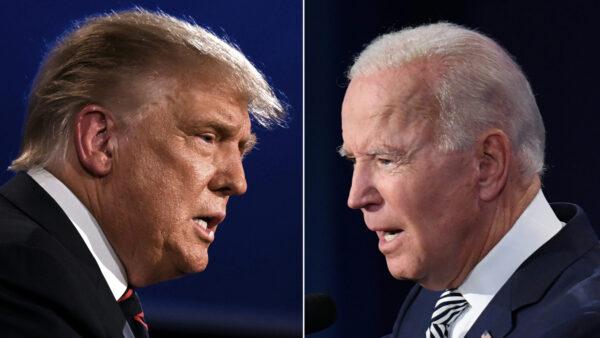 川普返回白宫 拜登改口提取消第二场辩论
