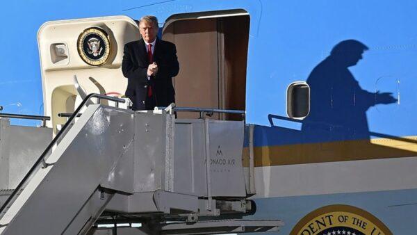 【重播】川普在明州大选集会上发表演讲