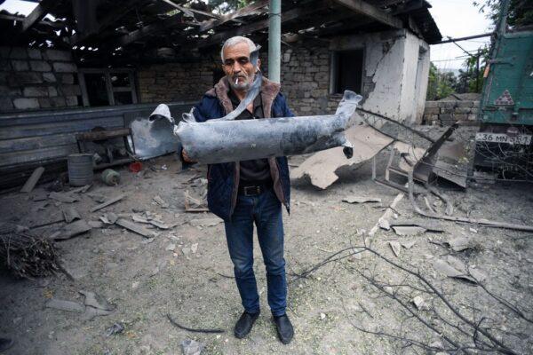 亞美尼亞阿塞拜疆衝突未歇 蓬佩奧加緊斡旋
