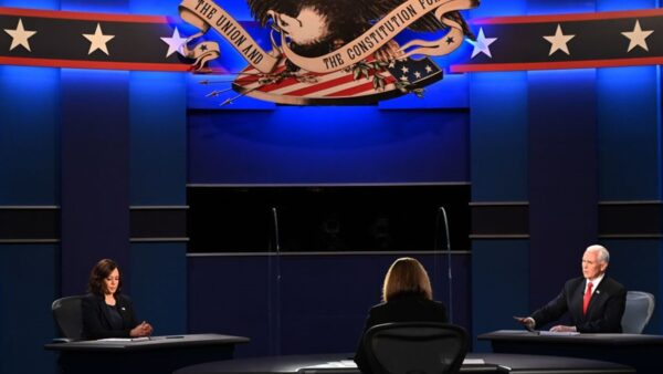 彭斯:拜登对中共卑躬屈膝 川普将让美国腾飞