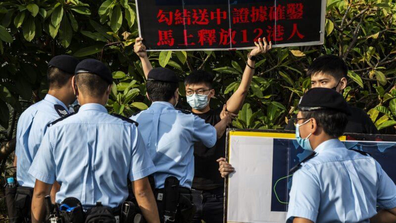 港警再拘9人 指控协助12港人偷渡