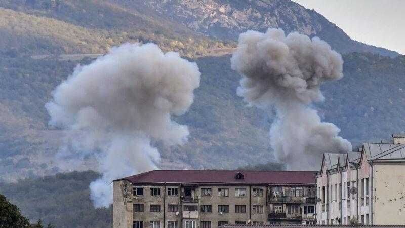 高加索軍事衝突 俄羅斯調停下同意停火換囚