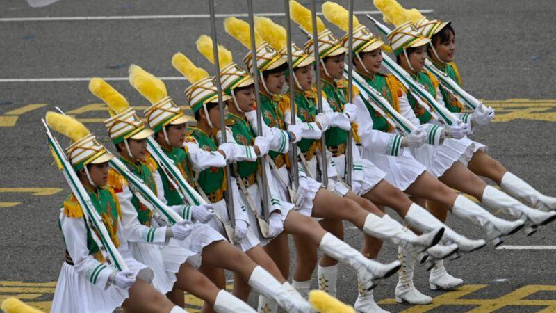 組圖:台灣國慶大會 展現民主自由多元化