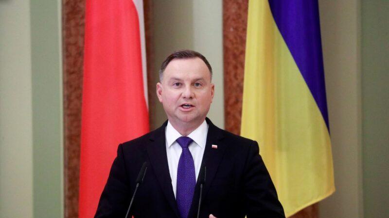波兰疫情延烧 总统采检呈阳性