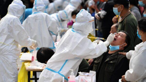 中國疫情恐大爆發 天津專家:病毒變異 傳染性強