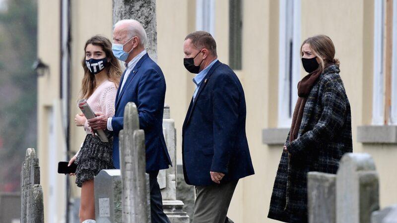 亨特「電郵門」14歲少女曝光 美媒:他哥的女兒