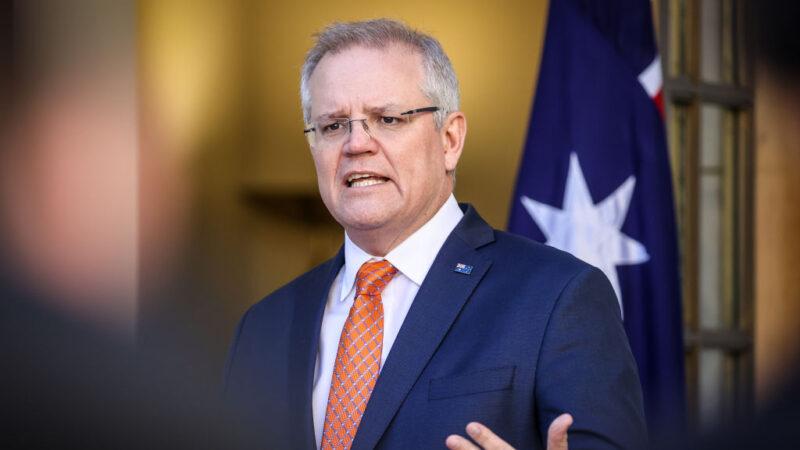 戰狼趙立堅再掀爭端 澳總理憤慨促中共道歉