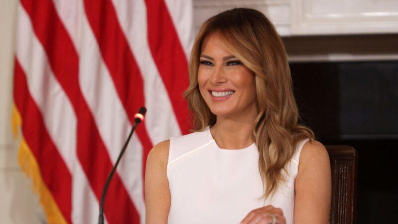 美国第一夫人康复 周二将与川普出席竞选活动