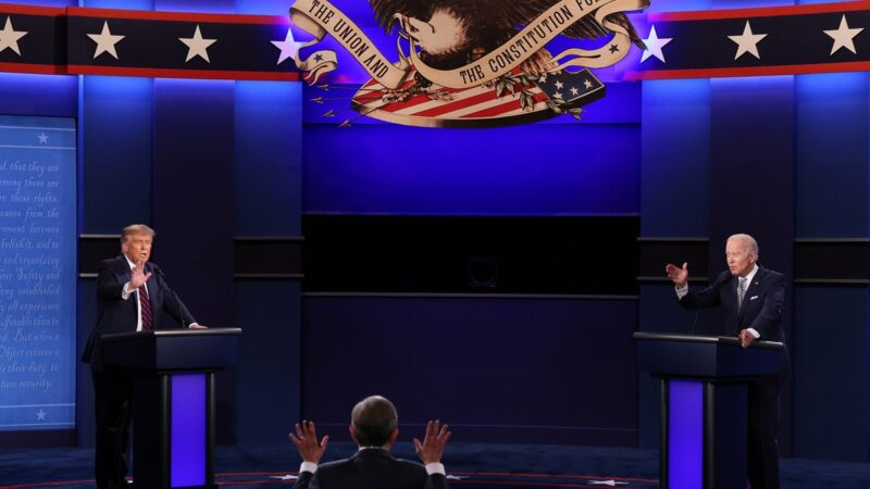 【新闻看点】川普拜登两个美国 中共威胁是共识