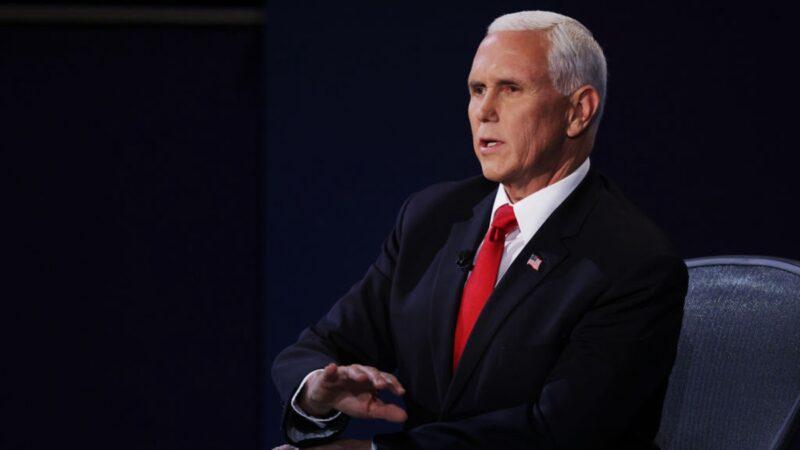 美副總統辯論關鍵議題 彭斯:不願看到信仰攻擊
