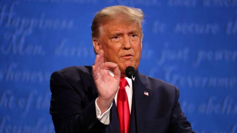 川普指控拜登从俄国拿钱:你欠美国民众一个解释