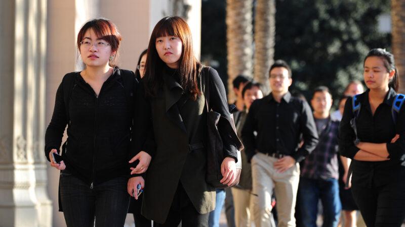 效法美英 日本明年將嚴審中國留學生簽證