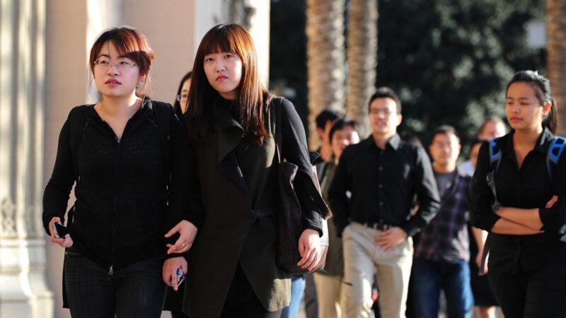跟进美国 英限制中国留学生就读敏感科目