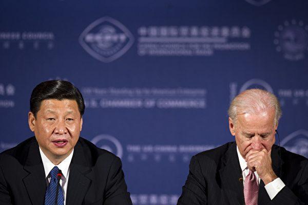 拜登会对北京强硬吗?法国学者:只有川普才行