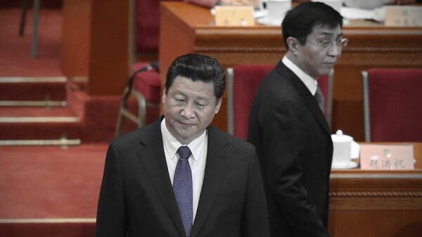 """王沪宁""""接班人""""突上位 专家揭习近平用意"""