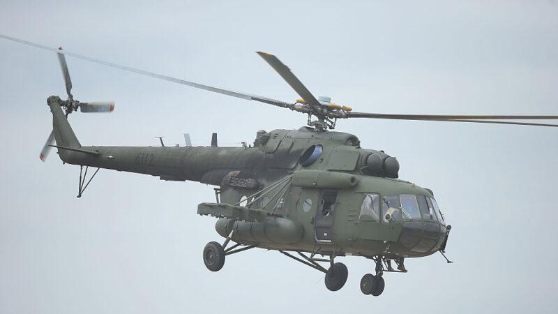 疑情报搜集 俄直升机侵领空 日战机升空驱离