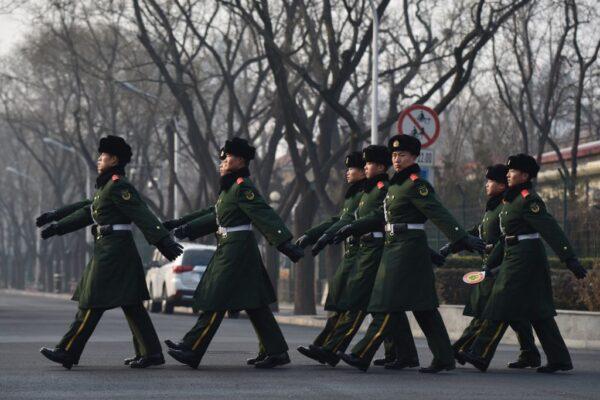 美司法部起诉共军科学家 中共扬言抓在华美国人