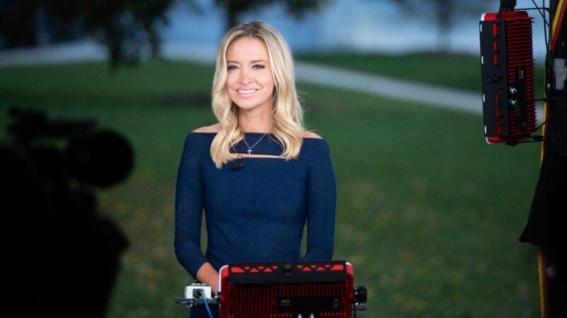 白宫新闻发言人染疫 开始隔离并远程工作