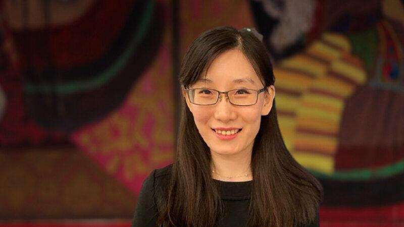 闫丽梦祝川普早日康复 提出有效治疗前提(视频)