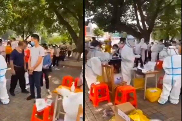 廣東四市同日爆疫情 13地列中風險區