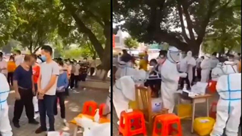 大陸疫情:廣州度假村被封 內江一醫院封樓