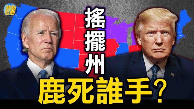 【美国大选特别节目】2020选战 摇摆州鹿死谁手?