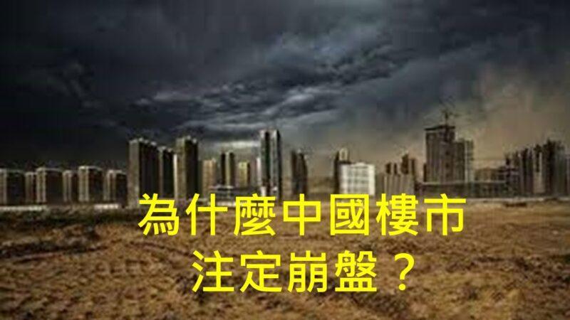 李一平:開發商賺錢的秘訣 和樓市崩盤的原因 怎樣毀掉我們的生活?
