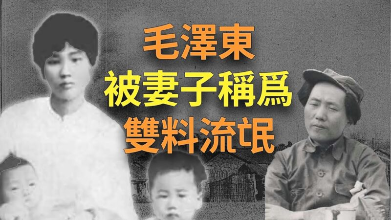 【欺世大觀】毛澤東的妻子楊開慧是怎麽死的