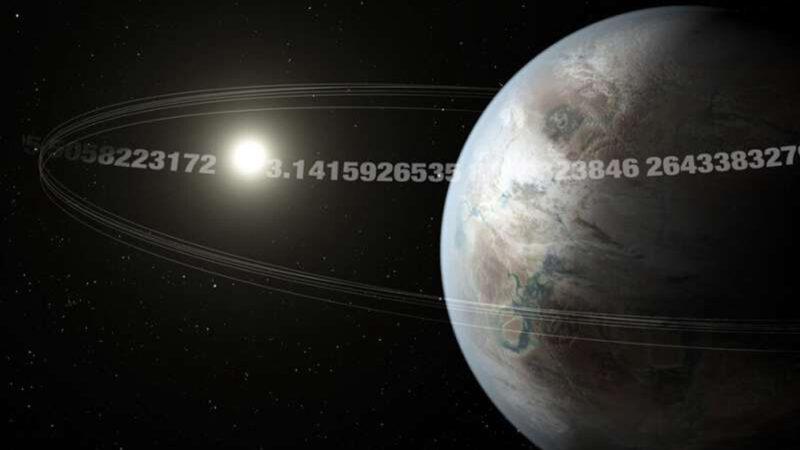 神奇「π行星」每3.14天繞其主星一周