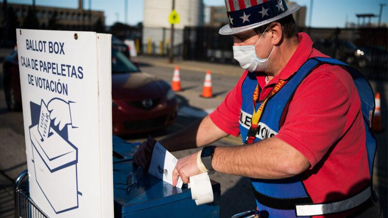 川普選戰又一勝利 密歇根州郵寄選票計票延期失效