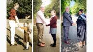 三張溫馨照片見證父女情深 感動近百萬網友