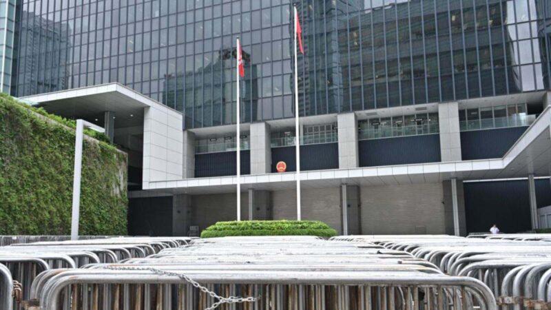 中共放风取消部分港议员资格 泛民警告或总辞抗议