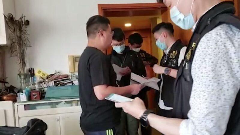 香港至少6名立法會議員今晨被捕 被控3罪